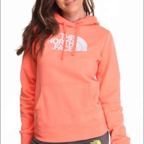 86aae5777 Women's North Face half dome hoodie
